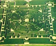 Le Labyrinthe Géant de Barvaux